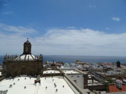 View from the Cathedral