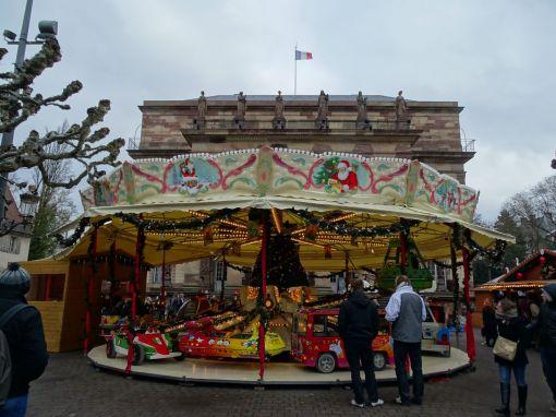 Place Broglie Strasbourg