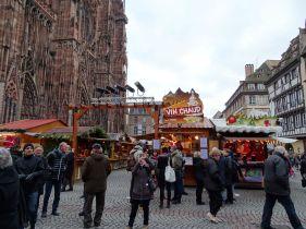 Münsterplatz Strasbourg