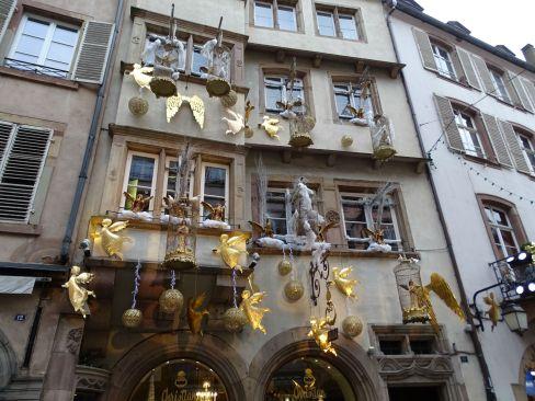 Strasbourg During Christmas Season