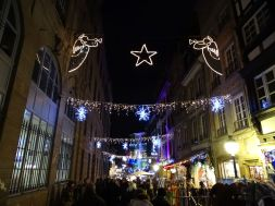 Strasbourg During Christmas Season
