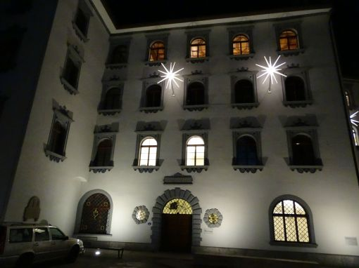 Town Hall St. Gallen