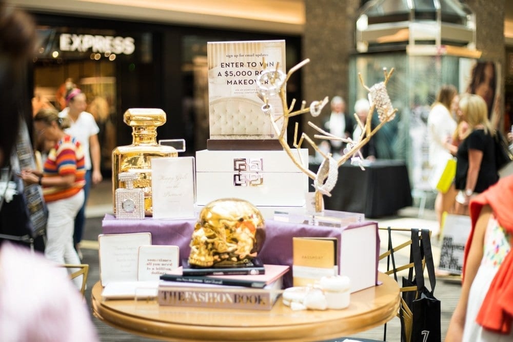 Cherry Creek Shopping Center Denver | Summer of Style Event | Denver Shopping | Giveaways | Mini Makeovers
