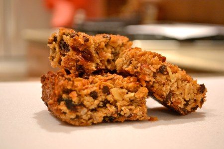 Anything and Everything, Chewy Oatmeal Bars