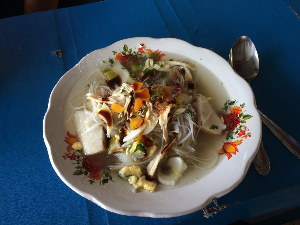 This is real soto banjar <3 <3
