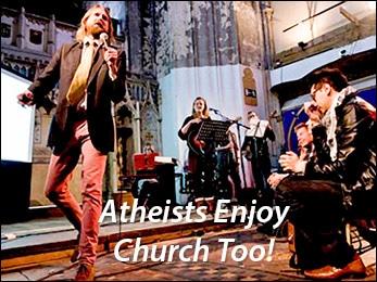 Atheist Church Meeting