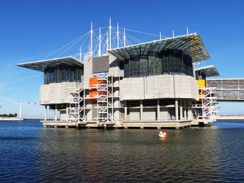 Aquarium im Park der Nationen