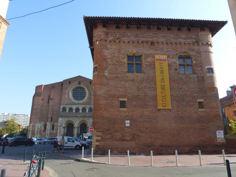 Museum, Toulouse, Frankreich