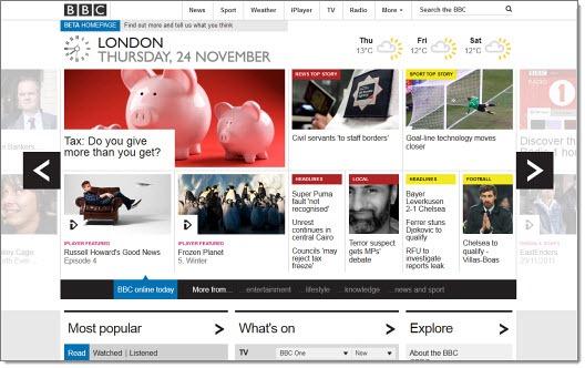 bbcbetawebsite