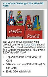 Coca-Cola Challenge