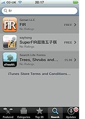 fir-iphone5appstoresearch