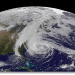 Tuning in to Hurricane Sandy