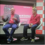 FIR Speakers and Speeches: Robert Scoble and Shel Israel in London on 'Age of Context' #AoCUK #CIPR