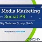 Social marketing and social PR: never the twain shall meet?