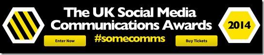 2014 UK Social Media Communications Awards