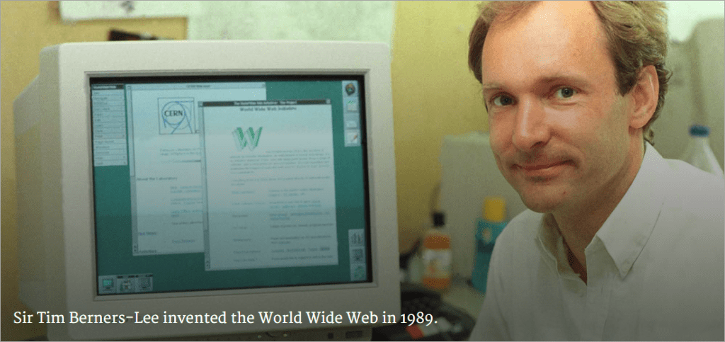 Addressing privacy and fake news on the web: Tim Berners-Lee's call to action