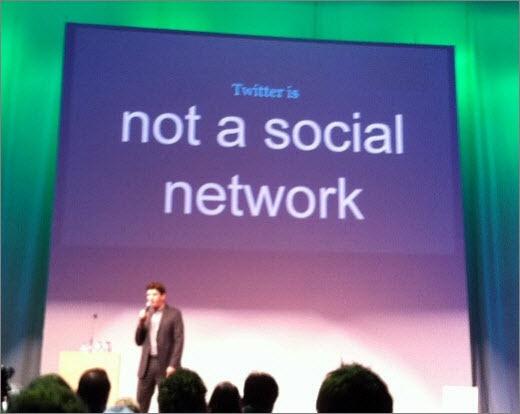twitterisnotasocialnetwork