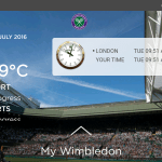 Meet the omni-channel experience that is Wimbledon 2016