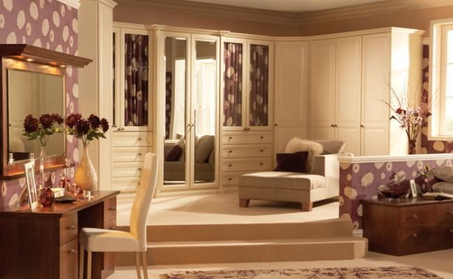 Classic Fitted Bedroom Furniture Bespoke Furniture