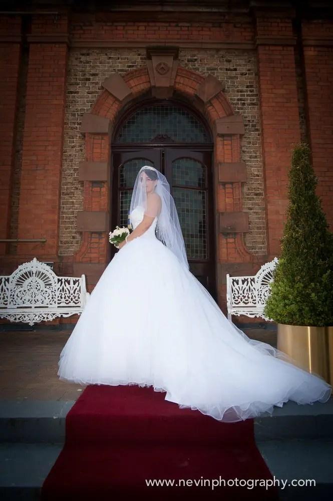 Wedding Photographer - Thomas Prior Hall Bride