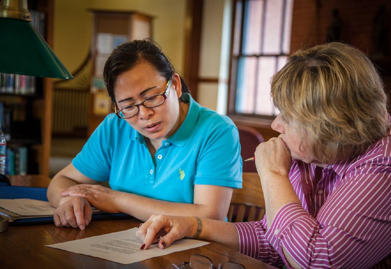 Literacy Volunteers Of Methuen Adult Literacy Program