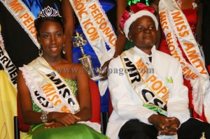 Mr. and Mrs CSS Winners