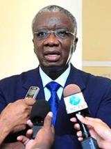 Barbados Prime Minister Freundel Stuart