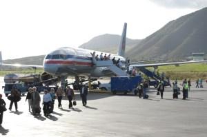 SCASPA - American - passengers