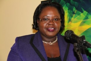 Minister responsible for Social Development, Youth, Sports and Gender Affairs on Nevis Hon. Hazel Brandy-Williams (file photo)