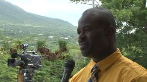 Chief Executive Officer of the Nevis Tourism Authority Greg Phillip