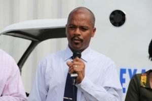 : Administrator of Nevis' Alexandra Hospital Gary Pemberton