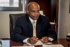 Minister of Tourism the Hon. Lindsay Grant. (Media credit: SKNIS)