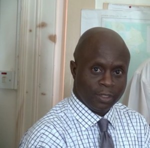 Permanent Secretary in the Premiers Ministry Wakely Daniel