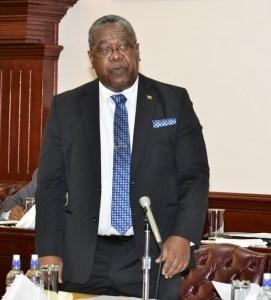 Attorney General Hon. Vincent Byron Jr