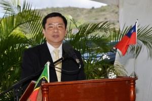 Ambassador George Gow Wei Chiou