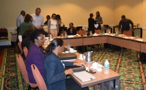 A cross section of attendees at the  CGTT Chartered Director Programme on Monday, April 11.