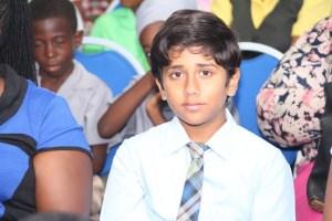 Hrishikesh Srinivasan of Maude Cross Comprehensive in Nevis
