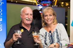 Peter Allcorn and Renee Petrillo