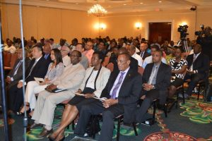 Stakeholders at 2016 National Consultation on the Economy