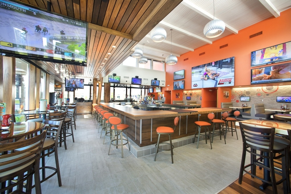 Photo Gallery For Hooters Unveils New Design In Louisiana