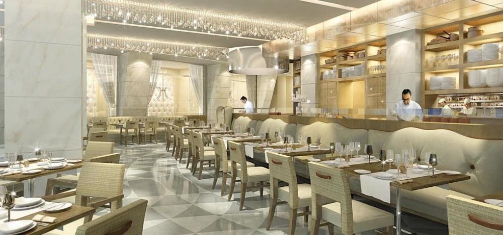 318 Room Fairmont Baku Flame Towers Opens in Azerbaijan