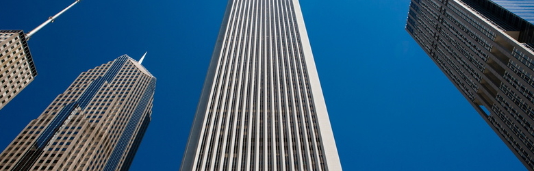 Image of commercial high rise buildings - Source Teresa Howes