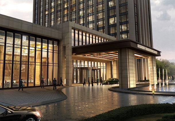 Shanghai Marriott Hotel Parkview Opens