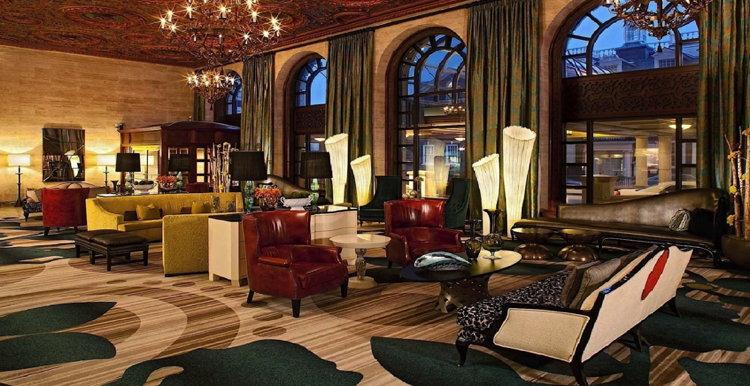 Hotel History Hotel DuPont Wilmington Delaware