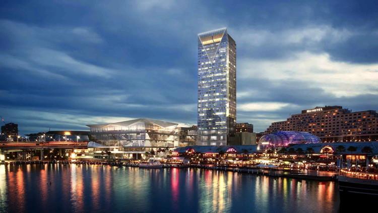 Sofitel Sydney Darling Harbour Hotel Opens