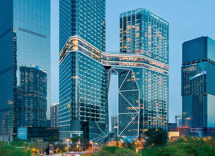 Grand Hyatt Xia An Hotel Opens In Northwest China