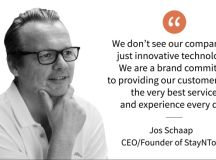 StayNTouch CEO Jos Schaap Shares His Vision For The Future ...