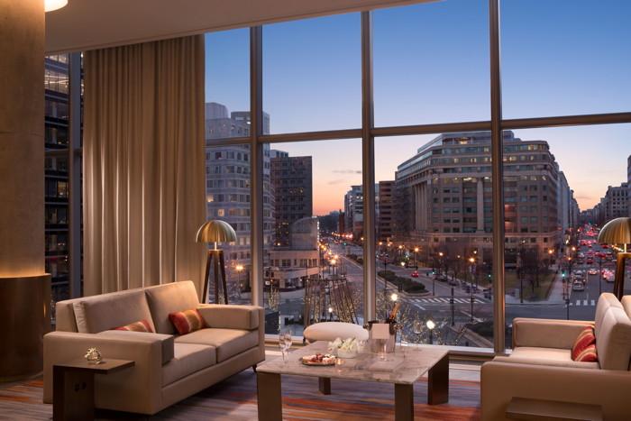 Conrad Washington Dc Hotel Opens