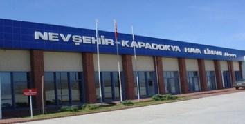 Mart Ayında Kapadokya Havalimanı 31.016 Yolcuya Hizmet Verdi