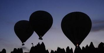 Ürgüp Balon Festivali yarın başlıyor